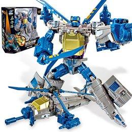 Argentina 5-en-1 de la aleación de deformación del robot modelo manual operado Puzzle regalos de juguetes educativos de Navidad para Niños Suministro