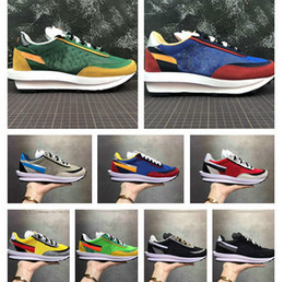 2019 new Sacai x Nike LDV Waffle reserve price designer shoes for men and women high quality sneakers with logo running shoes sports casual shoes ? partir de fabricateur