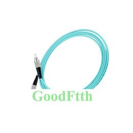 2019 serie di alimentatori Fibra Patch Cord Jumper FC-FC Multimode OM3 Simplex GoodFtth 20-100m