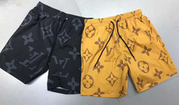 projeto engrenagem ao ar livre Desconto 2019 verão nova chegada de alta qualidade roupas de grife calções dos homens htr impressão praia calças respirável e secagem rápida m-3xl