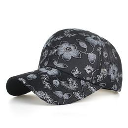 FU nouvelles femmes chapeau bonnet dentelle Floral Casquet réglable femelle casquette de baseball été hip hop chapeau mignon OS mode 4 couleurs ? partir de fabricateur