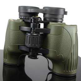 Óculos de visão noturna para adultos on-line-BOSHIREN binóculos de visão noturna 8x36 padrão militar adulto concerto óculos ao ar livre Ao Ar Livre de baixa luz visão noturna não-infravermelho de acampamento