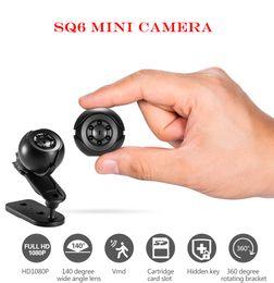 2019 volle hd mini monitor SQ6 PK SQ8 SQ11 Mini Kamera 1080P Sport DV Mini Infrarot Nachtsicht Monitor Concealer Kleine Kamera DV Videorecorder 1080P (Full-HD) günstig volle hd mini monitor