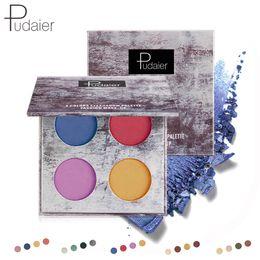 4 couleurs / set fard à paupières Pallete Splash Encre Série Ombre à Paupières Maquillage Portable Complet Professionnel Maquillage Cosmétiques Paleta De Sombra De Ojos ? partir de fabricateur