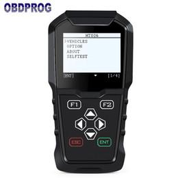 Canada OBDPROG MT006 Clé De Voiture Programmation Code Pin Correction Odomètre Correction Kilométrage Ajd Auto Diagnostic Scanner Outil Offre