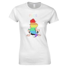 Чертежи малыша онлайн-симпатичные ЛГБТ Tumblr рисунки ЛГБТ Tumblr женские мужские дети футболка смешно бесплатная доставка мужская повседневная футболка топ