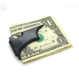 2019 portafoglio magnetico pieghevole Batman Shape Money Clip per uomo Magnetic Folding Card Portafoglio in metallo titolare per contanti Contando clip per cassa per mantenere sicuro DHL 515 gratuito portafoglio magnetico pieghevole economici