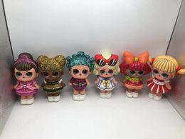 i giocattoli all'ingrosso della spremuta del bambino Sconti Surprise Baby Squishy Toy Aumento lento Jumbo Antistress Allevia la bambola sorpresa lol Multicolor Bambini Squeeze Toys Giocattoli per bambini all'ingrosso