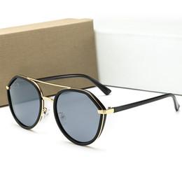 15 fotogrammi online-Dior 22009 15 colori da scegliere Brand Designer Uomo Donna Occhiali da sole polarizzati Semi occhiali da sole senza montatura Occhiali da sole con montatura in oro montatura