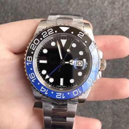 Acciaio inossidabile online-GM super ultimate versione V2 montre DE luxe 904L materiale grezzo in acciaio puro costruito con CAL.3186 movimento originale orologi orologi di design
