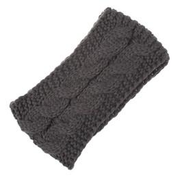 Ceinture en laine tricotée pour femmes, fils pointillés, fils de fleurs, couleurs variées, ornements de cheveux européens et américains, protège-oreilles chauds ? partir de fabricateur