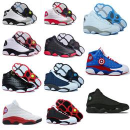 scarpe da basket di jumpman Sconti 13s Scarpe da pallacanestro per uomo Donna 13 Scarpe da ginnastica Jumpman Scarpe da ginnastica da corsa per uomo firmate Size5.5-13