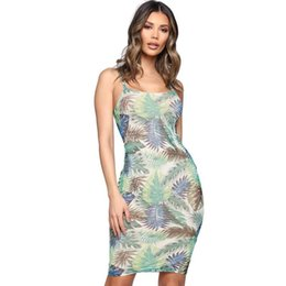 2b20427f35cbf Shop Leaf Print Dresses UK | Leaf Print Dresses free delivery to UK ...