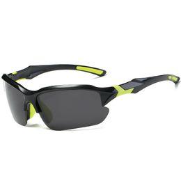 Lunettes de soleil en cours d'exécution pour les femmes en Ligne-2019 nouvelles lunettes de soleil polarisées pour hommes et femmes voiture conduite lunettes de soleil sports de plein air pour hommes course à pied lunettes de golf équitation lunettes de soleil