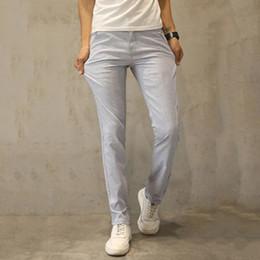 2018 Men Pantalon Hombre High Quality Tether Fashion Men Pants Classic Business Plus Size Casual Straight Trousers Suit Pants