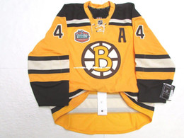 f14d8bcfc Cheap custom ORR BOSTON BRUINS 2010 WINTER CLASSIC EDGE 2.0 7287 JERSEY  stitch add any number any name Mens Hockey Jersey XS-6XL