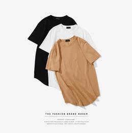 7eaf23d2e07 Velour T Shirt Summer Men s Short Sleeve O-neck Velvet Fabric Hip Hop Tshirt  Kanye Swag Men T-shirt Designer Tshirts Fashion Streetwear inexpensive long  t ...