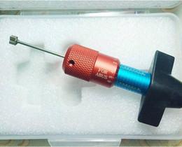 2019 цилиндр одностороннего действия Новый в коробке Haoshi Lock Plug Lock Pick Открытие и декодирование Наборы ручных инструментов для ABUS Granit Бесплатная доставка