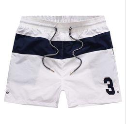 0d04eeb8d8ab 2019 New Mens Shorts Fast Dry Beach Pants Fashion Luxury Brand Sports  Patchwork Shorts Wholesale