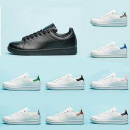 on sale 79ca8 e5a40 adidas stan smith Nuovo arrivo scarpe stan per donna uomo 2019 oro bianco  triplo smith nero scarpe casual scarpe sportive in pelle taglia 36-45  sconti ...