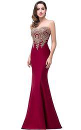 Vestido de noite sereia para as mulheres Formal Lace apliques Long Prom Dress de Fornecedores de peixe vestido imagens