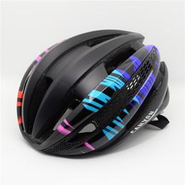 Top mtb marken online-Top Brand Fahrradhelm Red Mtb Fahrradhelm Rennradzubehör Ciclismo Safe Sport Helme