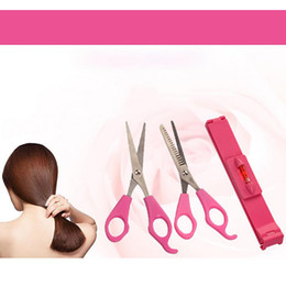 Schlägt online-3PCS Mode Magic Hair Haar Bangs Werkzeuge DIY Schneidwerkzeug Trimming Comb Haircut Clippers Pruning-Tool