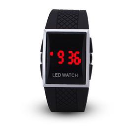 quarzo digitale della vigilanza del polso digitale Sconti Orologio da polso di lusso impermeabile da uomo al quarzo di sport data digitale orologio da uomo