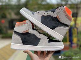 2019 Modemarke Männer aus Basketball-Schuhe für Frauen weiß Trainer Laufschuhe Turnschuhe Plattform Kleid Sneaker Größe 5-13 von Fabrikanten