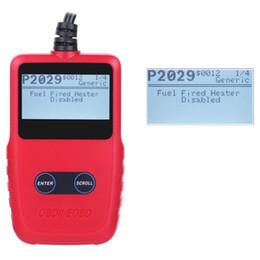 mejores escáneres de código Rebajas Mejor Venta VC309 Herramienta ODB2 para Coche OBD II Herramienta de Diagnóstico EOBD para Escáner de Código Lector de Fallas Styling