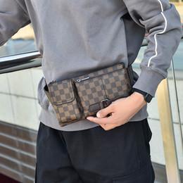 2019 горячие холодные сумки оптом Многофункциональный модный роскошный дизайнер простой наплечный мешок Waistpacks Сумка fannypack Бег Багажа Сверхлегкий и большой емкости 2019