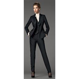 Canada Personnalisé nouvelle mode dames de tempérament élégant costume deux pièces costume (veste + pantalon) robe de costume formel de bureau d supplier elegant two piece jacket dresses Offre