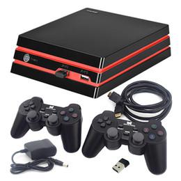 2019 битовый контроллер Данные лягушка классическая игровая консоль 64-разрядная 4K HD 600-Games TV Video Game Console с 2.4 G беспроводные контроллеры поддержка 32 ГБ SD-карты дешево битовый контроллер