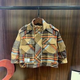 2019 dünne braune lederjacke Kinder Kleidung Hoodie Mäntel Kinder Jacken Jungen Mädchen Oberbekleidung Tops ** 5de894c96f616804e017fed2