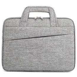 Nova maleta para laptop de negócios ultraleve de 15,6 polegadas para homens e mulheres maleta de bolsa de ombro de