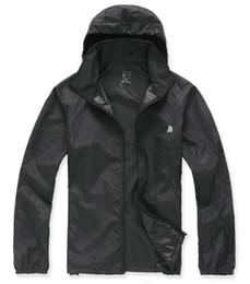 Chaquetas de playa online-XS-3XL Designer Summer Jacket NF Sun Protection Coat the North Windbreaker Face Sports Beach Hoodie Jogging Jackets Ropa de secado rápido C53007