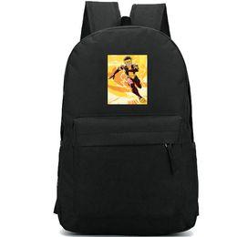 Flash-пакеты онлайн-Импульсный рюкзак Bart Allen школьная сумка Kid flash Супергерой поклонники распечатать рюкзак Досуг школьный рюкзак Открытый рюкзак Sport day pack