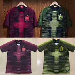 hot sale online f9829 5a048 2019 rosa caldo 2019 Inghilterra Remix Pre Match Camicie 2020 kane dele  RASHFORD STERLING LINGARD HOT