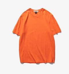 Crew alta amantes de verano para hombre de dibujos animados Simios T -SHIRTS moda del cortocircuito del cuello clásico envuelva impresos Camo Supply Co Superior Masculina camisetas Cartton desde fabricantes