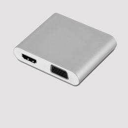 IPhone HDMI AV Adaptörü Yıldırım HDMI VGA Dönüştürücü Video AV Hub iPhone Samsung Android telefon cheap av phone nereden telefon tedarikçiler