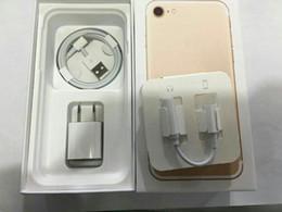 embalaje para accesorios de telefonía celular. Rebajas Caja de venta al por menor de teléfonos celulares para iPhone X 8 5 6 6s 6s 7 7S Plus con accesorio completo Cable de cargador para auriculares Paquete para minoristas