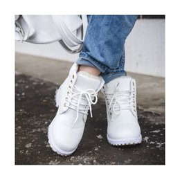 2259a037fe4 Autumn Winter Women Ankle Boots New Fashion Woman Snow Boots for Girls  Ladies Work Shoes Plus Size 36-41 H-176