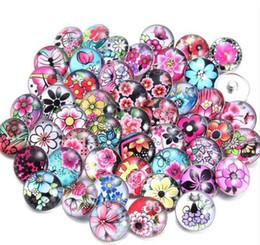 ganchos de botão antigo Desconto Jóias Barato para o Botão Snap Colar 18 MM de Vidro de Gema de Strass atacado Jóias DIY Acessórios Para Pulseiras de Couro Pulseiras