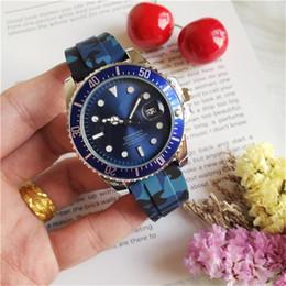 homens s relógios de luxo Desconto Luxo Men `s Silicone pulseira de Quartzo Relógios 40mm Business Casual mens Relógios De Quartzo moda esportes lazer relógio Atacado