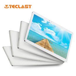 Tabletas pullast teclast online-10.1 pulgadas Tablet PC Teclast Master T10 Android 7.0 2560 x 1600 MT8176 Hexa Core 13.0MP 4GB RAM 64GB ROM Tablet Teclast T10