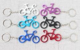 Neue Nette Fahrrad Metall Bier Flaschenöffner keychain schlüsselanhänger für fahrradliebhaber biker Kreatives Geschenk für Hochzeit von Fabrikanten