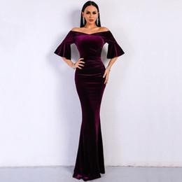 платья из оливкового масла Скидка Женская мода длинные вечерние платья серебряное платье Sexy Раффлед V открытой спиной бахромой блестки платья выпускного вечера