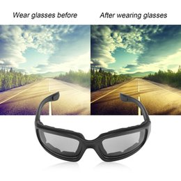 motorcycle goods Coupons - New Motorcycle Bike Protective Glasses Windproof Dustproof Eye Glasses Cycling Goggles Eyeglasses Summer Outdoor Eyewear Good Quality