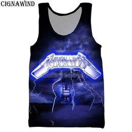 Новый стиль мужской жилет онлайн-New summer tops Hip hop Rock  vest men/women 3D printing vests casual Harajuku style Bodybuilding streetwear Tops