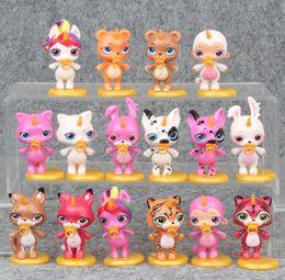 2019 itens unicórnio Novos itens de coleção de bonecas Unicorn Shrem 16, itens vivos, bonecas Girls'Home itens unicórnio barato